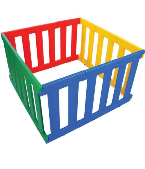 Baby Equipment Hire - Nanny Panel Playpen